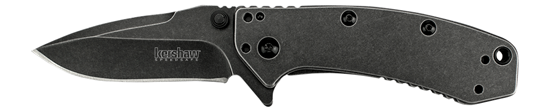 Kershaw (1555BW) Cryo, BlackWash