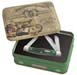 Case #15711 (63032 SS) John Deere Medium Stockman Knife Gift Tin