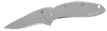 Kershaw (1620FLST) Scallion Serrated Knife