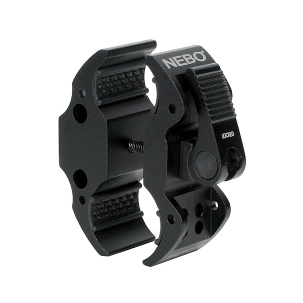 Nebo #5598 PROTEC  Mounting Clamp with Rail System