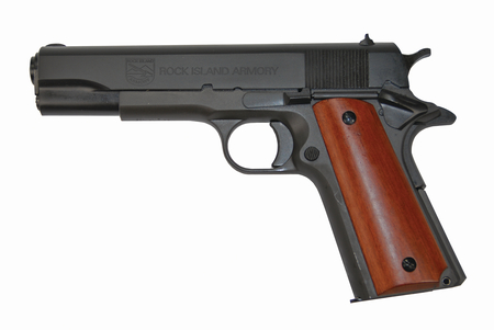 Rock Island Armory 1911 9mm Pistol - NEW
