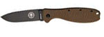 ESEE Zancudo Framelock  Knife - Coyote