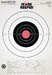 Champion 25 Yard Pistol Slowfire Orange Bullseye 12 Pack