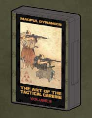 Magpul Dynamics The Art of the Tactical Carbine Volume 2, 4 DVD Set