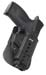 Fobus Paddle Holsters For Smith & Wesson M&P 9mm, .45, .45 Compact & Full Size, SD 9 & .40
