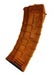 TAPCO MAG0631 Orange AK74 (5.45x39) 30 Rnd Magazine - ORANGE