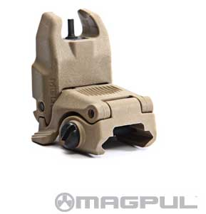 Magpul MBUS Back-Up Sight Front Gen 2 Flat Dark Earth