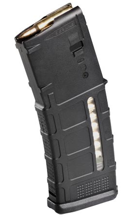 Magpul PMAG 30 AR GEN M3 Window 556x45 Magazine Black