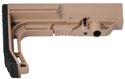 Mission First Tactical Battlelink Minimalist Stock - Mil-Spec - FDE