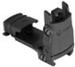 Mission First Tactical Polymer Flip Up Rear Sight