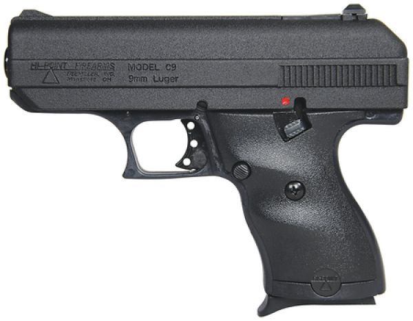 Hi-Point Firearms C9 9mm Pistol - NEW