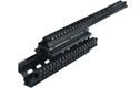 Leapers (MTU002) UTG PRO Saiga-12 US MADE Quad Rail System