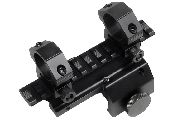 "UTG MNT-214 Mini-14 Weaver Style Mount with 1"" Rings"