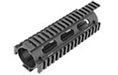 Leapers UTG (MTU001T) PRO Model 4 15 Carbine Length Quad Rail with Extension