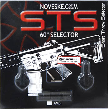 Noveske Short Throw Selector Ambidextrous