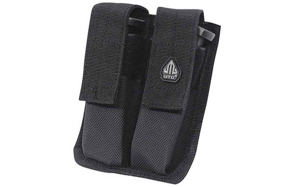 UTG Dual Pistol Mag Pouch