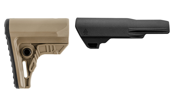 UTG PRO AR15 Ops Ready S4 Mil-spec Stock Only, FDE