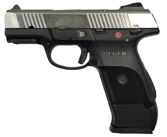 Ruger SR9C Compact 9mm Pistol - USED