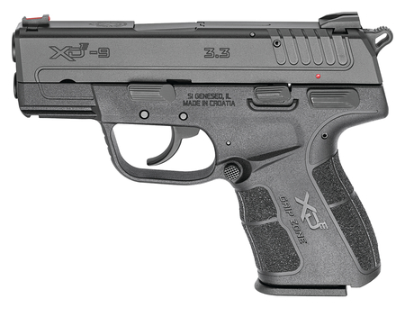 Springfield XDe 9mm Pistol - NEW