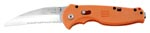 SOG (OFSA-98) Flash Rescue Knife - Orange
