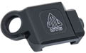 UTG Low-Pro Picatinny-mount Angled QD Sling Swivel Adaptor