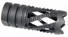 GunTec USA AR-15 SPIRAL FLASH HIDER