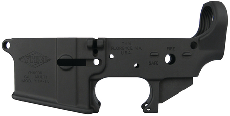 YHM AR15 Stripped Lower Receiver