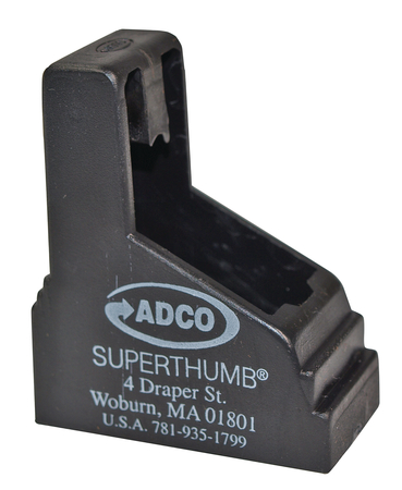 ADCO Super Thumb Magazine Loading Tool for Single Stack