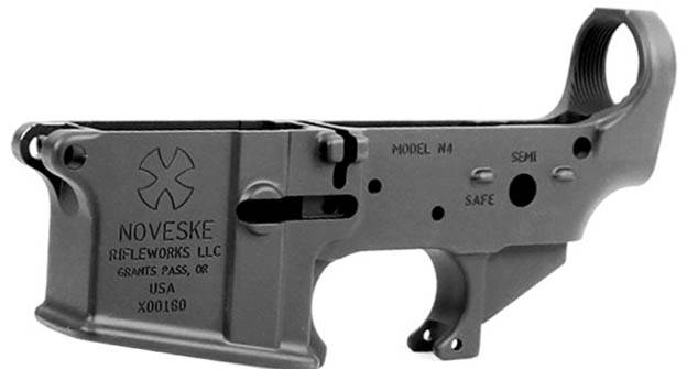 Noveske Stripped Lower Receiver