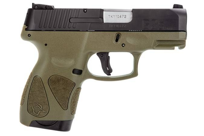 Taurus G2s 9mm Pistol ODG - NEW