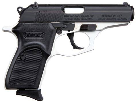 Bersa Thunder 380 White  - NEW