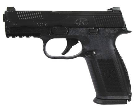 FNH FNS-NMS 9mm Pistol - USED
