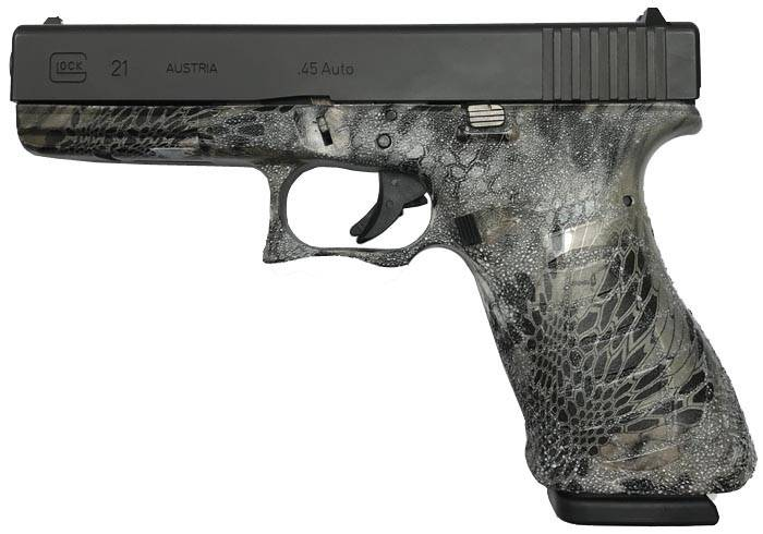 GLOCK 21SF Hydro Dipped 45acp Pistol - USED