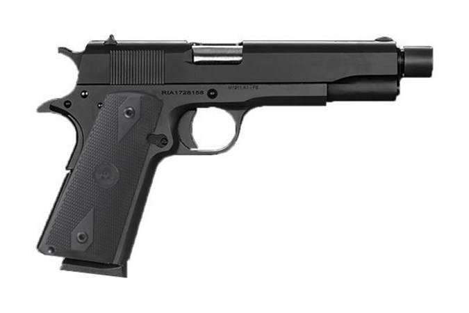 Rock Island Armory Threaded 1911 45acp Pistol - NEW