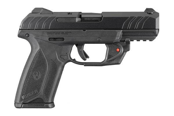 Ruger Security 9 9mm Pistol with Veridian Laser - NEW