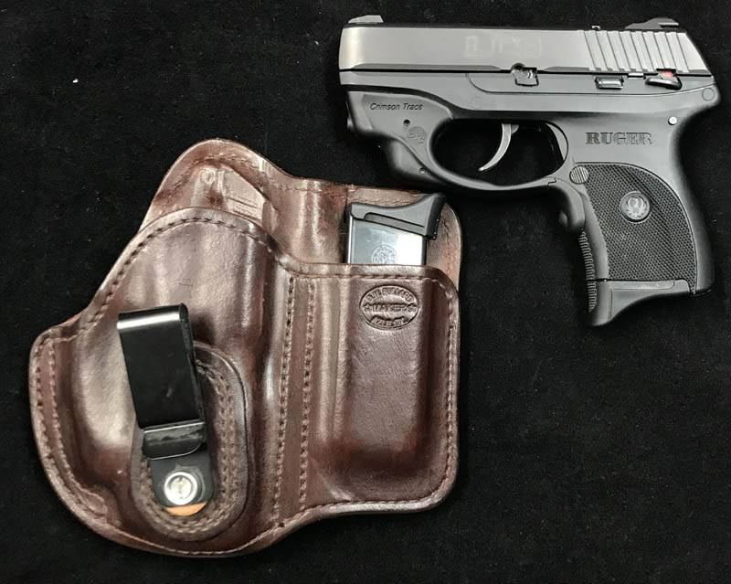 Ruger LC9s PRO 9mm Pistol - USED