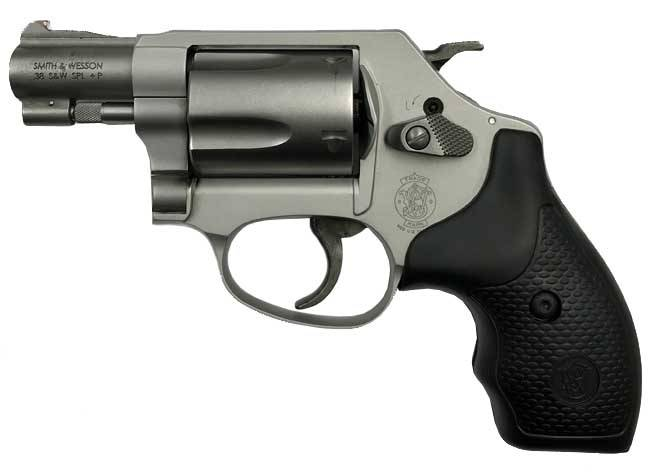 Smith & Wesson 637 Airweight Revolver - USED