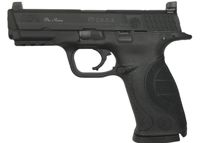 Smith & Wesson M&P Pro CORE 40S&W Pistol - USED