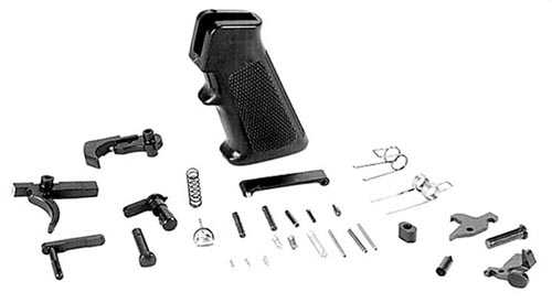 DPMS AR-15 Lower Receiver Parts Kit Less Trigger Group