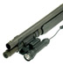 Leapers (MNT-BR005XL) Shotgun Tri-Rail Barrel Mount - 5 Slots per Rail