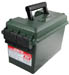 MTM Case Gard Military Style Ammo Can 50 Caliber Forest Green