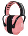 Radians Womens Hearing Protection Pink