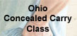 September 27 2020 Ohio Concealed Carry Class