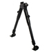 UTG TL-BP69ST Low-Profile Picatinny & Swivel-Stud Mount Bipod - Steel