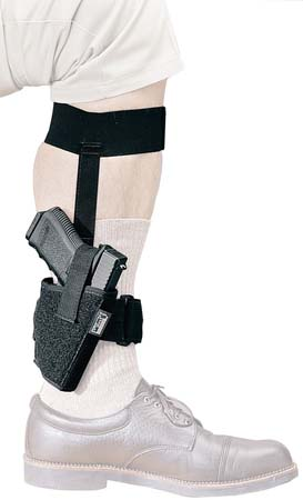 Uncle Mikes Sidekick Ankle Holster Size 10 RH